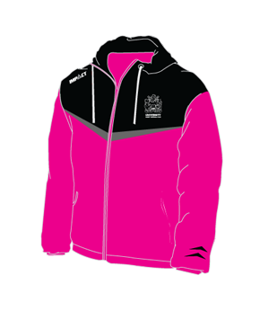 University RFC Tracksuit Jacket | Female range | 2016