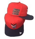 Canada Rugby League Supporters Snap Back Cap | 2015
