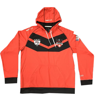 Official Canada Rugby League Qualifier Hooded Jumper | Limited Edition