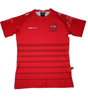 Official Denmark 7's Rugby Player's Jersey