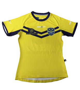 Official Sweden Rugby League Away Jersey | 2015