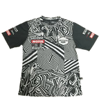 Official EBR Splitlath Pit Shirt | Zebra Print