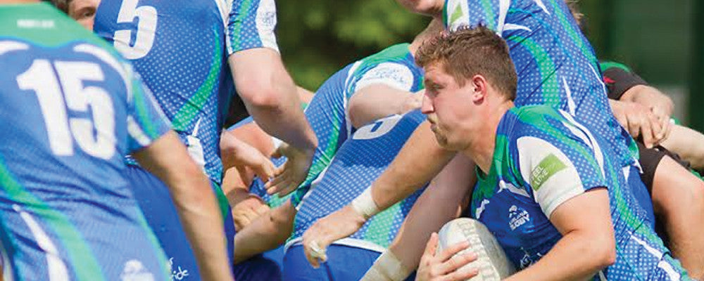Slovenian Rugby Team - Impact Prowear