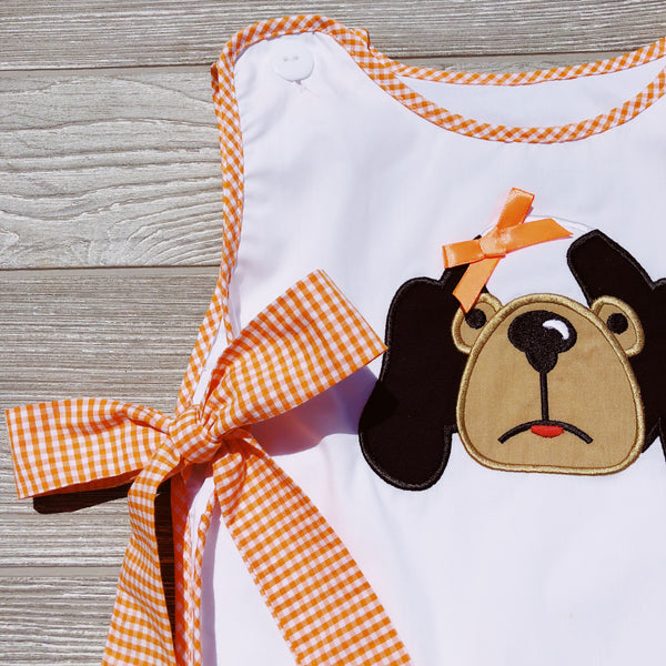 Hound Dog Girls Apron Set