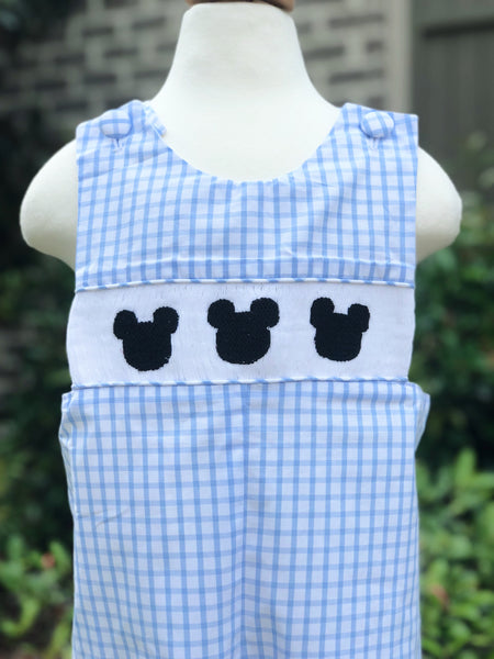 Mouse Shortall