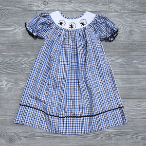 Cotton Bishop Dress