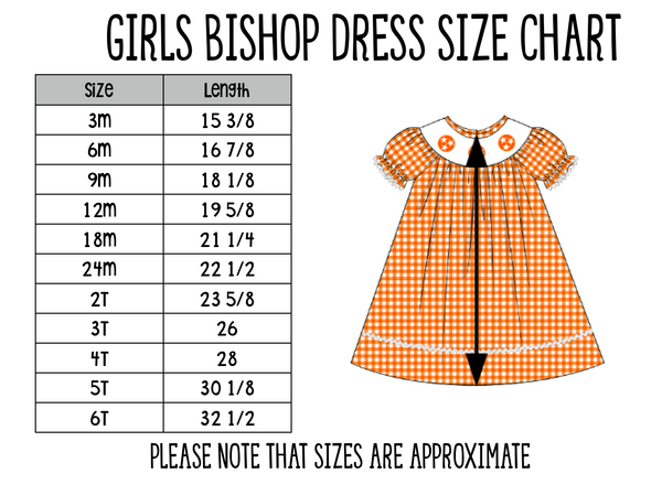 Ducks Bishop Dress