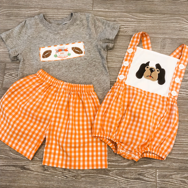 Football Boys Short Set