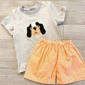 Hound Dog Boys Short Set