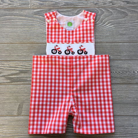 Tricycle Smocked Shortall