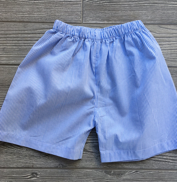 Crawfish Smocked Short Set