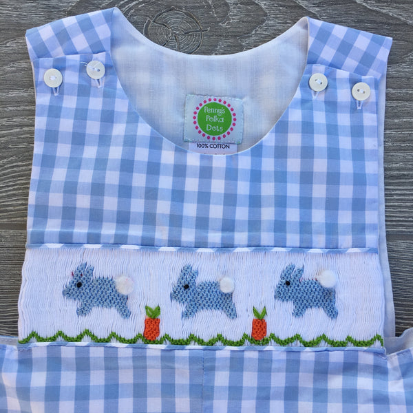 Cottontails Smocked Longall