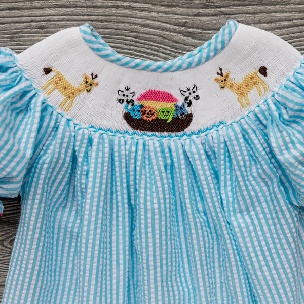 Noah's Ark Bishop Dress