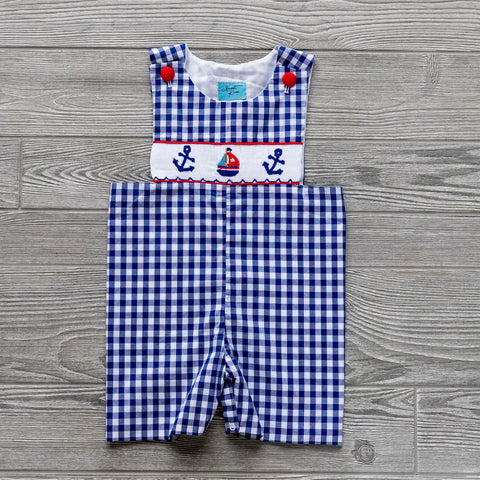 Summer Sailboats Shortall