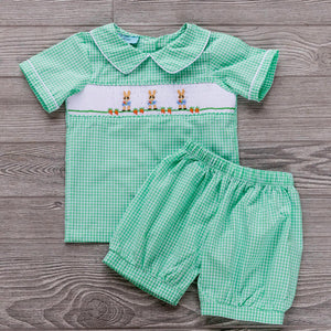 Peter Rabbit Boys Banded Short Set