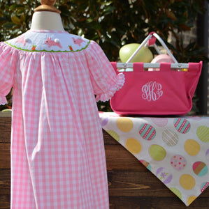 Cottontails Smocked Dress