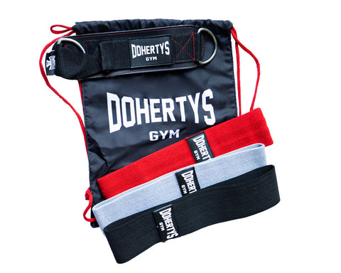 Dohertys Resistance Band Kit
