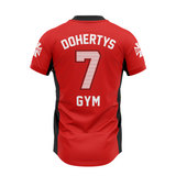 Gridiron Jersey - Red