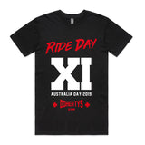 Ride Day XI Tee
