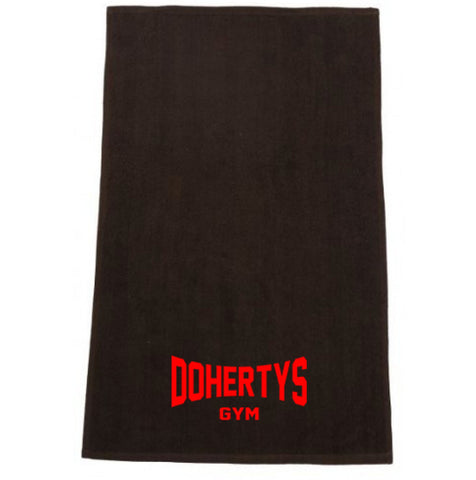 Dohertys Gym Towel