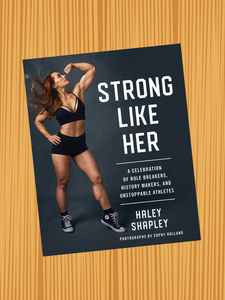 """Strong Like Her"" Book"