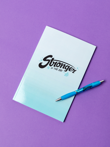 Stronger by the Day Journal