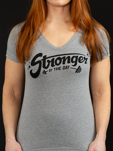 Stronger By The Day Eco Tee