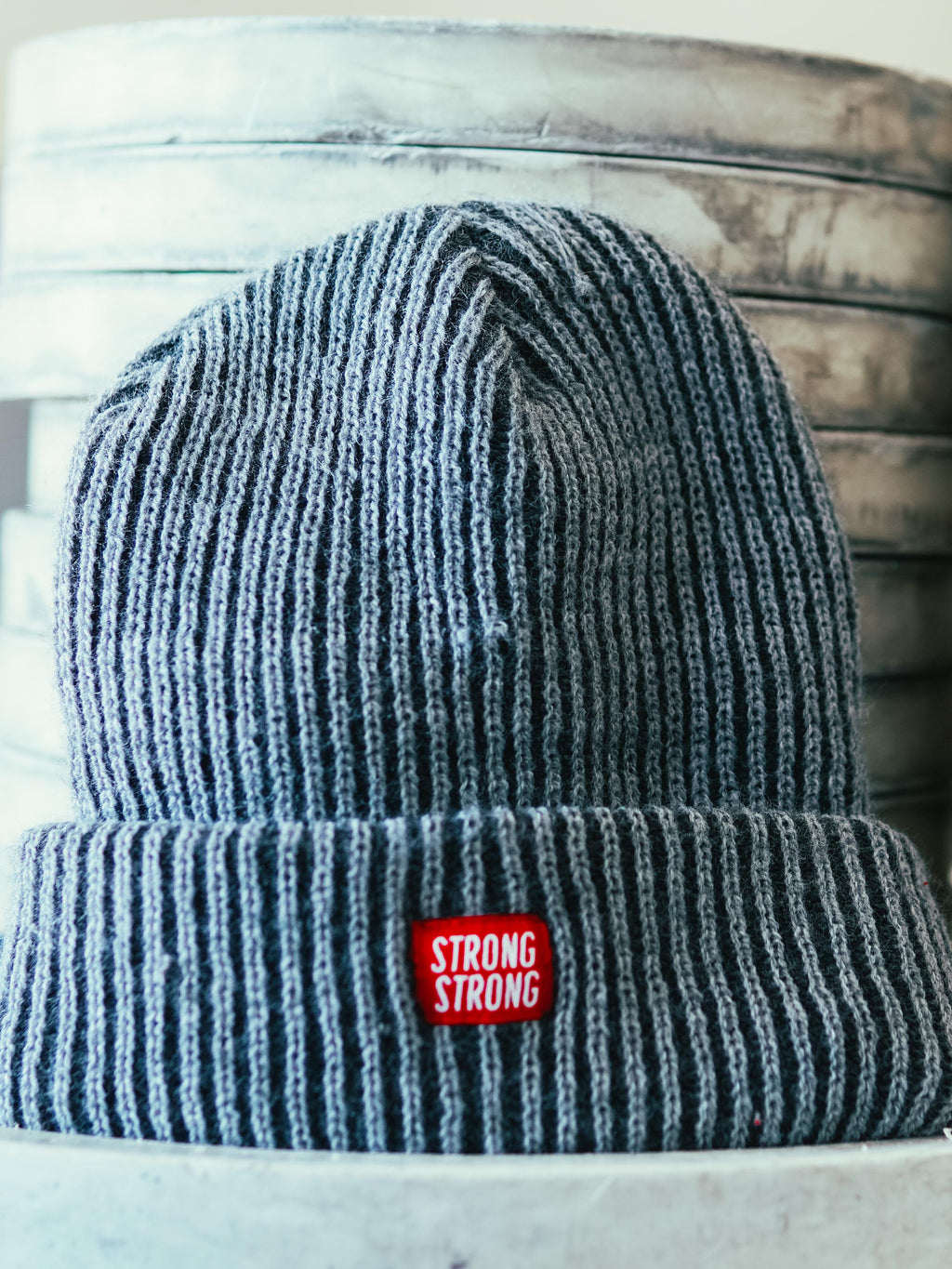 Strong Strong Beanie