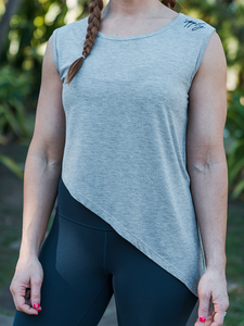 Asymmetric Tie-Up Tank