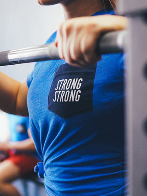 Strong Strong Pocket Tee