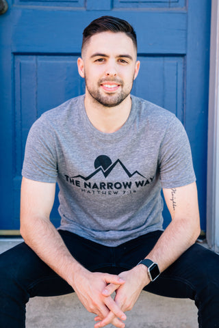 narrow way crew neck