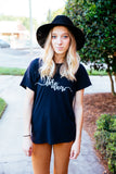 born anew rocker tee