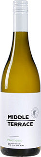 New Zealand's Bishops Head Middle Terrace 2015 Pinot Gris