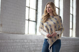 Ryan Michael Women's Southwest Poncho - SALE
