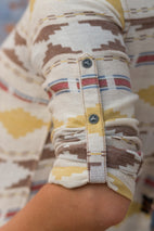 Ryan Michael Women's Blanket Jacquard Dress - SALE