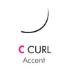 C Curl - Prime Impact Clover Eyelash Extensions - Single Length - Lash & Brow Professional  - 5