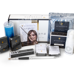Elleebana One Shot Lash Lift Kit with Correspondence Course