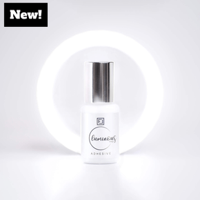 Luminous Clear Adhesive (5ml) - Flawless Lashes by Loreta