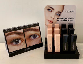 Long Lashes & Bold Brows - Eyelash Enhancer Package