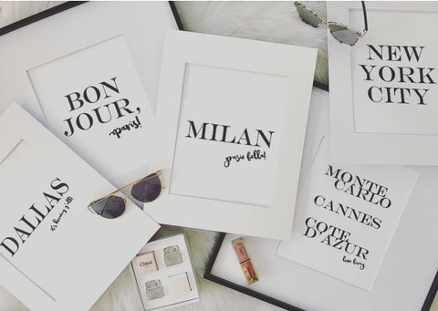 MILAN (Grazie Bella!) - Luxe Living Collection
