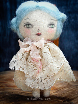 Charlotte, Art Doll by Danita Art