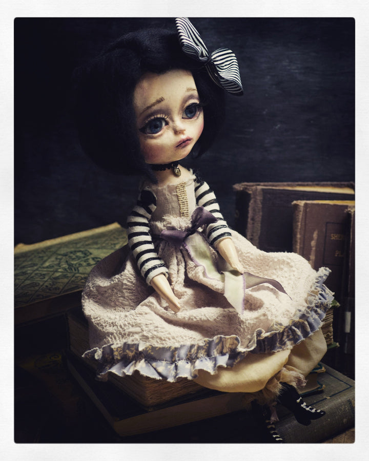 Penelope, Art Doll by Danita Art