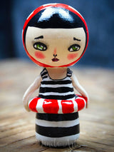 Edith, Miniature Dolls by Danita Art