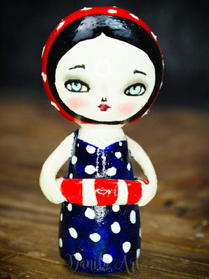 Liberty, Miniature Dolls by Danita Art