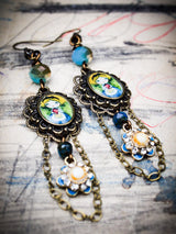 Curiouser and curiouser, Jewelry by Danita Art