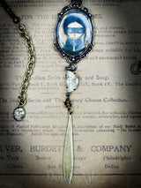 The pied piper, Jewelry by Danita Art