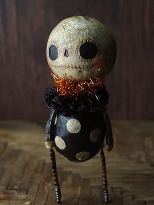 JACK THE HALLOWEEN KING. Original Halloween art doll by Danita., Art Doll EXCLUDE-SALE by Danita Art