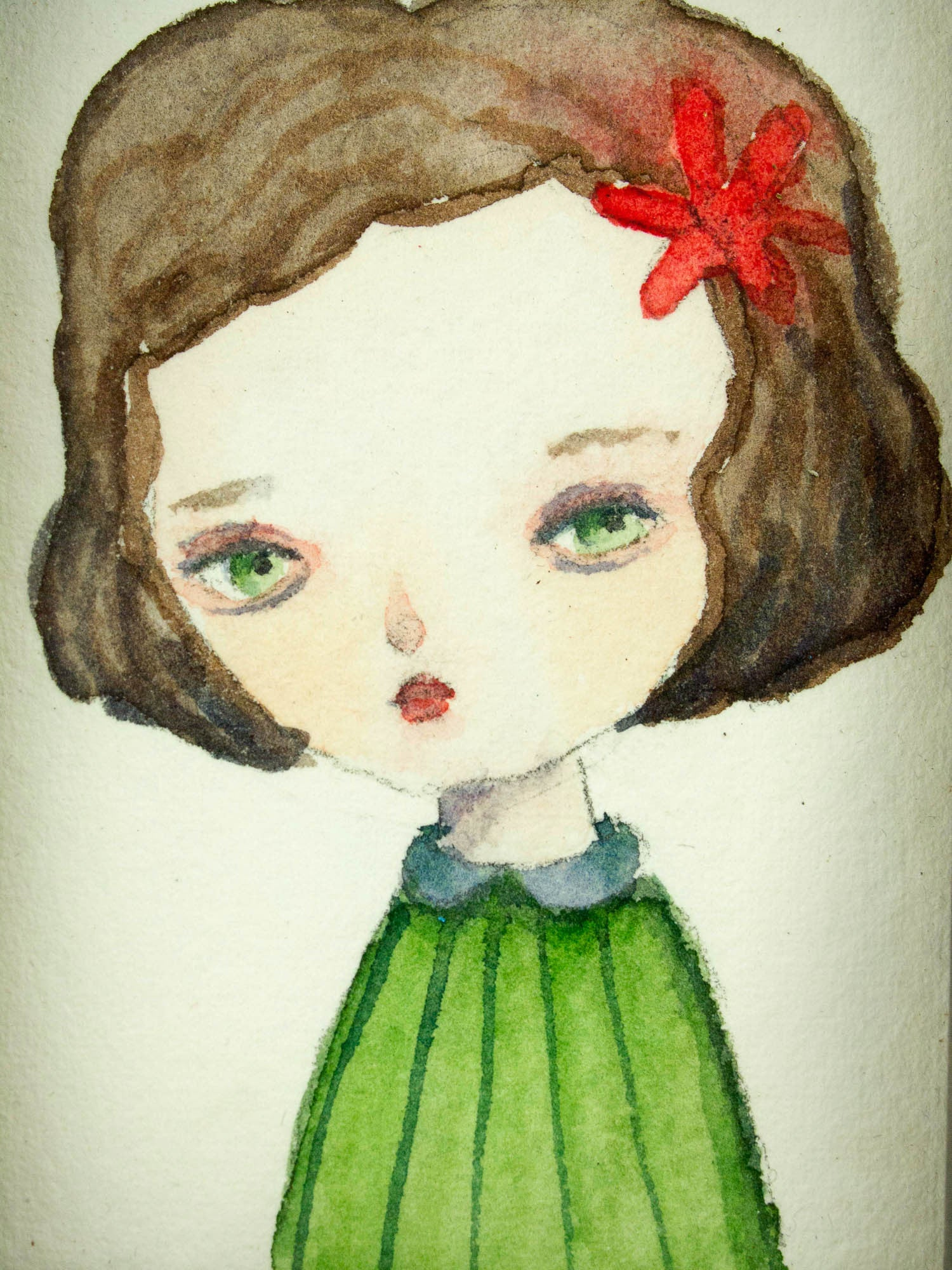 COLLEEN, Original Art by Danita Art