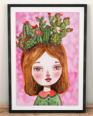 THE OTHER CACTUS GIRL
