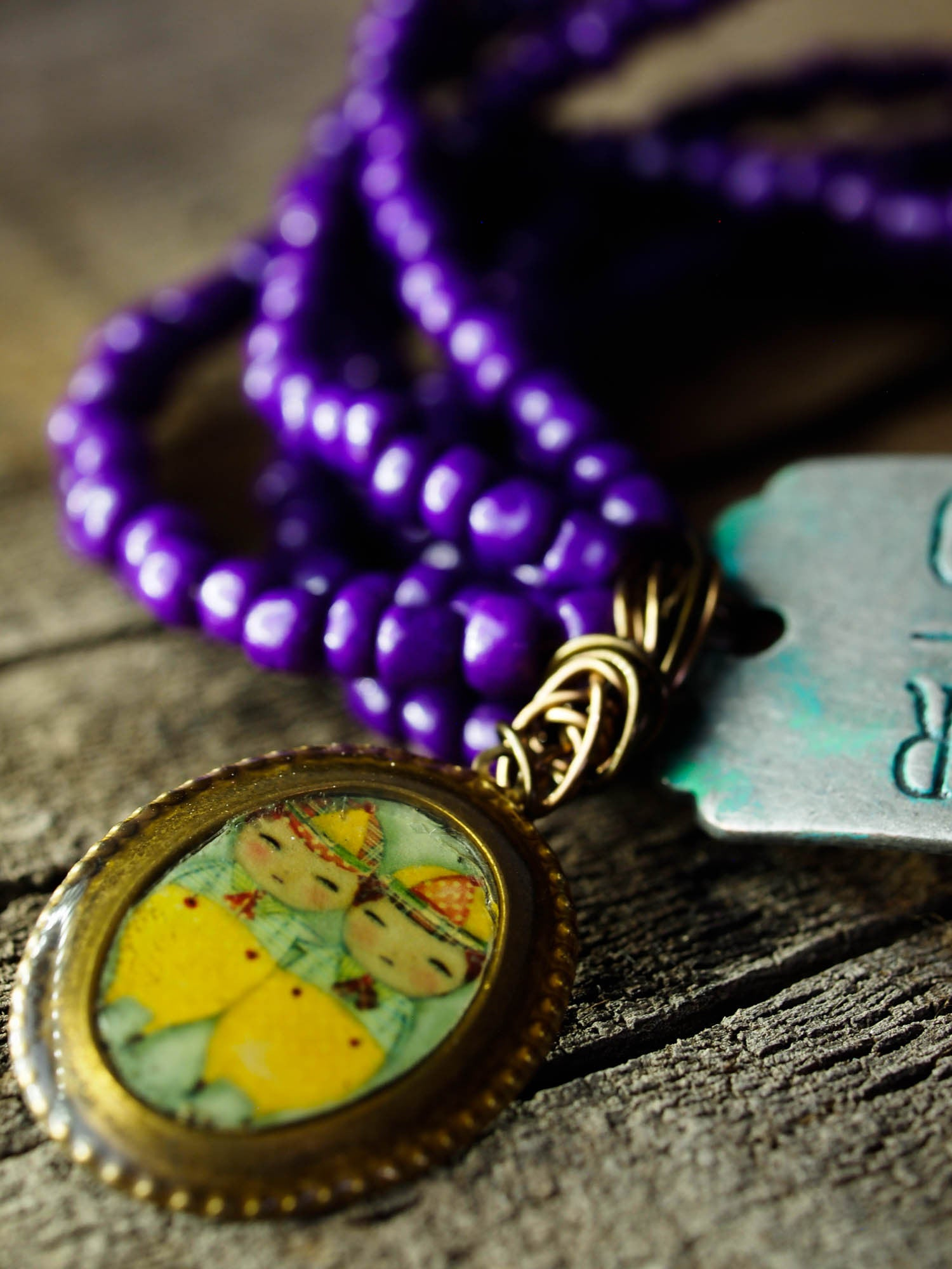 Curiouser and curioser, Jewelry by Danita Art